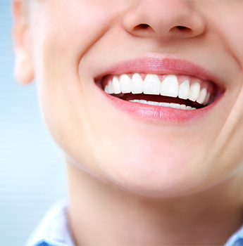 Woman With White Teeth in Dumfries and Montclair, VA